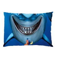 Sarung Bantal custom Finding Nemo #2 45x65 cm gambar