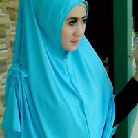 Jual Jilbab Syria Monica / Shakina Monica Murah