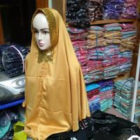 Jual Jilbab Sayra Velvet Sequin Syria / Sayra Velvet Squin Syria Murah