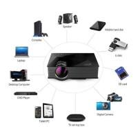 Jual READY! Proyektor Portable Mini Murah UC46 Projector WiFi Terbaru Bagus Murah