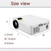 Jual Mini Proyektor WiFi Projector Murah Berkualitas Lcd Proyektor Mini Murah