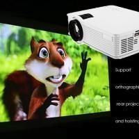 Jual Proyektor Mini WiFi Terbaik Mini Projector Multimedia HD 1080P LED New Murah