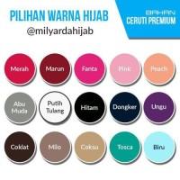 Jual Diskon Jilbab Murah! Hijab Murah!! Wajib Punya!! Hijab Instan Inara/ Murah