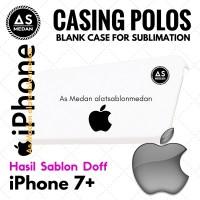 Casing Hp iPhone 7 Plus Untuk Sablon Digital Sublimasi