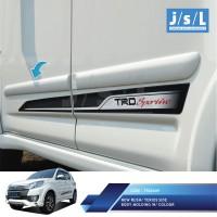 harga New Rush/terios List Body Samping Jsl / Side Body Molding W/ Colour Tokopedia.com