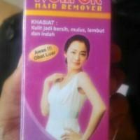 Jual Obat Perontok Bulu Permanen Termurah Asli - Ivoni Oil Hair Remover Murah