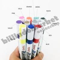 Spidol Ban Paint Marker TOYO SA 101 Putih / White