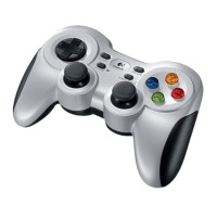 Jual Logitech Wireless Gamepad - F710 - Silver Murah