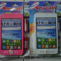 BEST SELLER Mainan HP Samsung Galaxy Note II