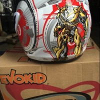 Jual Helm Anak GM Transformer Murah