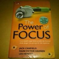 The Power Of Focus - Jack Canfield & Victor Hansen | Buku Kesuksesan