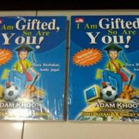 I Am Gifted So Are You Adam Koo | Buku Leadership