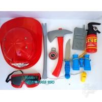 Jual Mainan set pemadam kebakaran/fire fighter (eksklusif) Murah