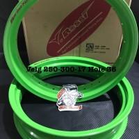 Velg Rossi SPRINTXD 250-300-17 H36 hijau