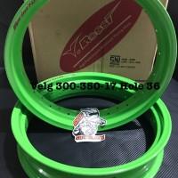 Velg Rossi SPRINTXD 300-350-17 H36 hijau