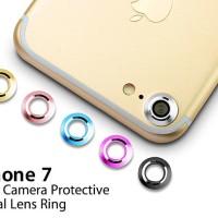 Jual Ring Camera Protector For Iphone 7 List Silver Lens Protector Murah