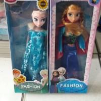 Mainan Barbie Boneka Frozen Anna Frozen Elsa
