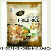 Yachae Bokumbap Korean Japchae Instant Fried Rice Nasi Goreng Korea