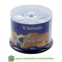 Verbatim DVD-R Digital Movie - 50pcs