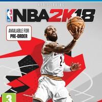 NBA2K18 NBA 18 Games PS4 Digital Download Multiplayer 2K PEGI