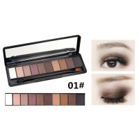 Jual NOVO Eye Shadow True Color 10 Warna 15g - No.1 Murah
