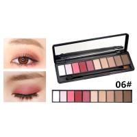 Jual NOVO Eye Shadow True Color 10 Warna 15g - No.6 Murah
