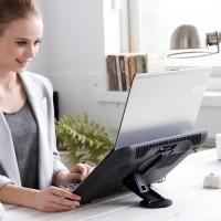 Jual Notebook Cooler Fan - Cooler Master - Notepal ergostand 360 Murah
