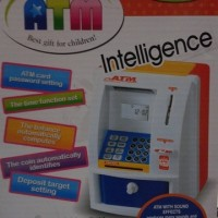 Mainan Celengan ATM ATM Machine Toy KODE DF7567