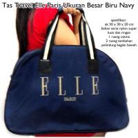 harga Tas Travel Bag Dongker Tali Panjang Elle Tokopedia.com