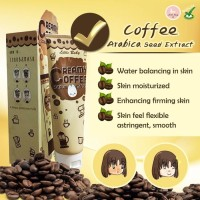 Jual Creamy Coffee Scrub Mask by Little Baby / Original 100% Diskon Murah