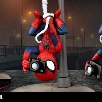 Jual ORIGINAL Q-Fig Marvel Spiderman - NEW & RARE Murah