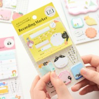 Jual AQ6956 Recording Marker Sticky Notes Postits  P KODE X6956 Murah