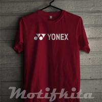 Jual BERKUALITAS!!! Kaos YONEX keren Motifkita Murah