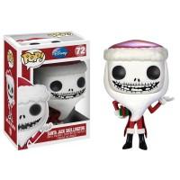 Jual Funko POP! Disney Nightmare Before Christmas - Santa Jack Skellington Murah