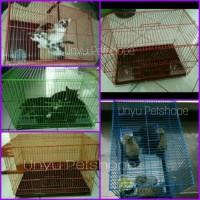 Jual Kandang Kucing kelinci Burung Hamster Size M Murah