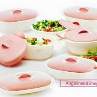Jual Promo Verona Wadah Saji 7 Set  Microwave safe - Food Storage Murah Murah