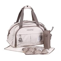 Jual Okiedog Dahoma Shuttle Beige Diaper Bag Murah