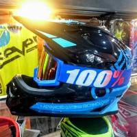 Helm Mtb Downhill Oneal Backflip Bungarra blue