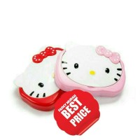 Jual (BEST PRICE) Kalkulator Cermin Sisir Hello Kitty Sanrio XD-1104 Murah