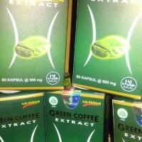 Jual Green Coffee Extract Ash-Shihhah | 60 kapsul | Pelangsing Murah