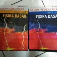 Paket 2 Buku Fisika Dasar Jilid 1-2
