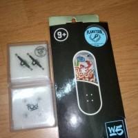 Jual Pro setup Planktoon Fingerboard Fullset [1] Murah