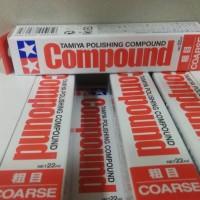 Tamiya Compound Coarse