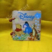 Jual Buku Kayu Winnie The Pooh Murah