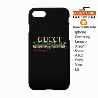 gucci coco Capitan case iphone 4 5 6 7 plus samsung s7 s8 redmi 4 4a