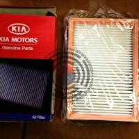 Filter Udara Kia Sportage Old 0K011 13 Z40