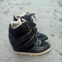 Jual sneaker wedges dalam Murah