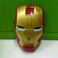 Jual Topeng avengers ironman mainan anak Murah