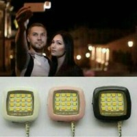 Jual LAMPU LED SELFIE/SELFIE LED LIGHT 16LED Murah
