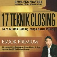 Ebook 17 Teknik Closing Ampuh